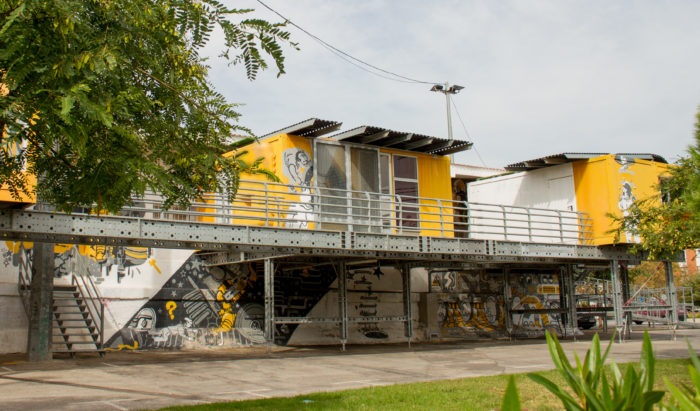 What makes a city? For Recetas Urbanas, it's about building public spaces, and structures, together.